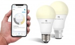 WiZ LED Smart Bulb Wifi A60 Pack of 3